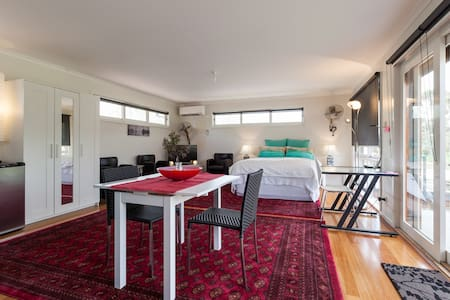 The Eyrie, retreat close to city - Alphington - Wohnung