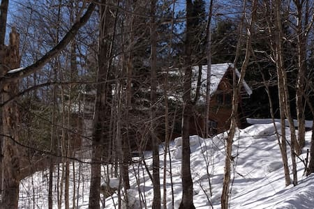 Jay Peak Ski House - Sleeps 12 - Montgomery