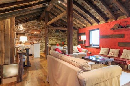 Cabañas con Encanto V. Pasiegos 5px - San Roque de Riomiera