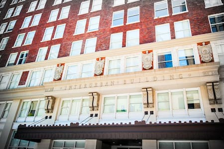 Historic Downtown Loft Available