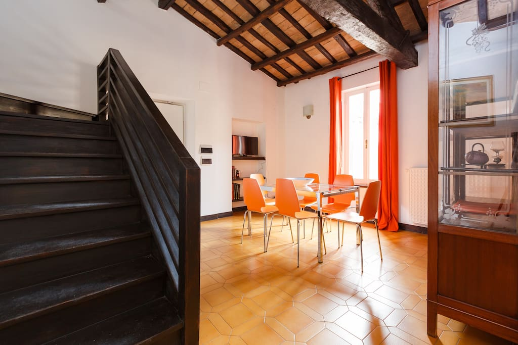 vacanze romane a trastevere appartamenti in affitto a