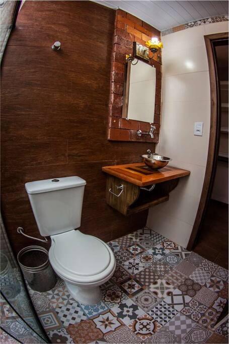 Banheiro em Destaque
