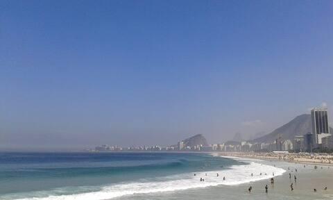 Copacabana, inesquecível!