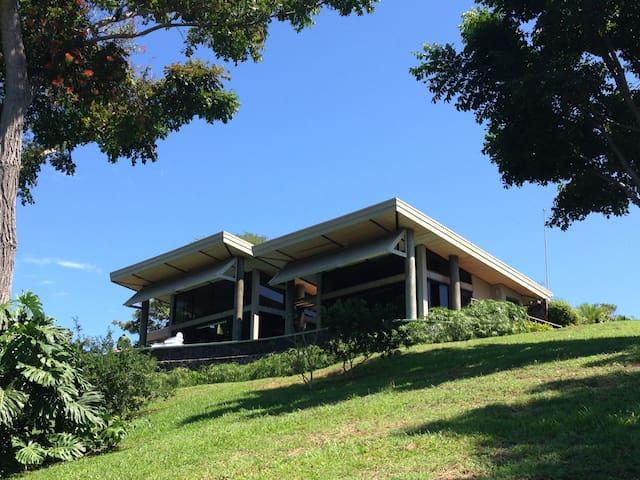 Exclusiva villa vista panorámica - Tarcoles - Villa