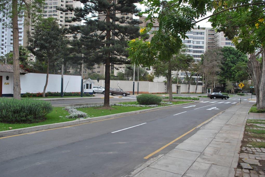Nice Street