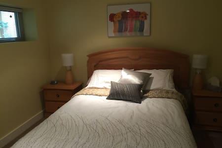 Quiet cozy suite - Delta