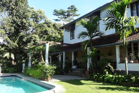 Tea Estate Accomodation - Strathisla - Whole house