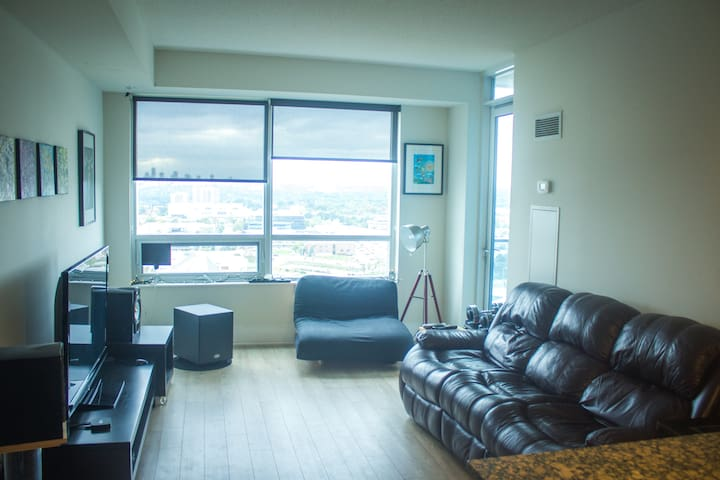 Luxury Stay in the heart of Toronto