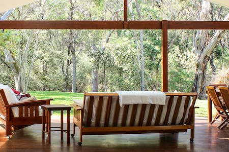 Private Bushland Oasis - Frenchs Forest - Haus