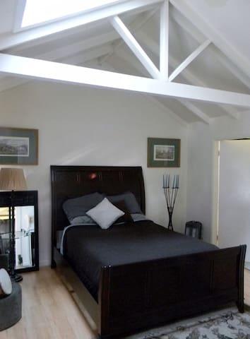 2 Bedroom, Stanford area/Atherton - Atherton - Řadový dům