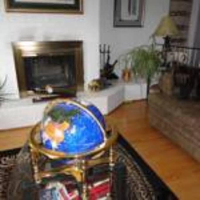 Common area livingroom