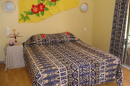Pension BOUNTY Guesthouse - Rangiroa