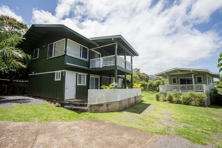 Convenient 2BR/1BA in Hana, Maui