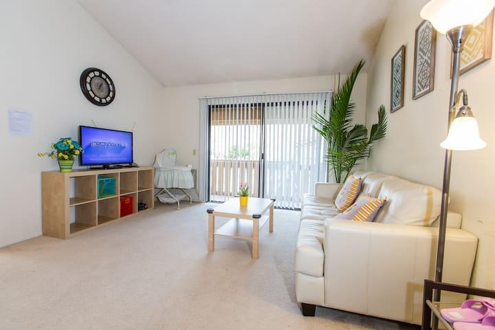 孔雀园公寓beautiful apartment - Rowland Heights - Apartment
