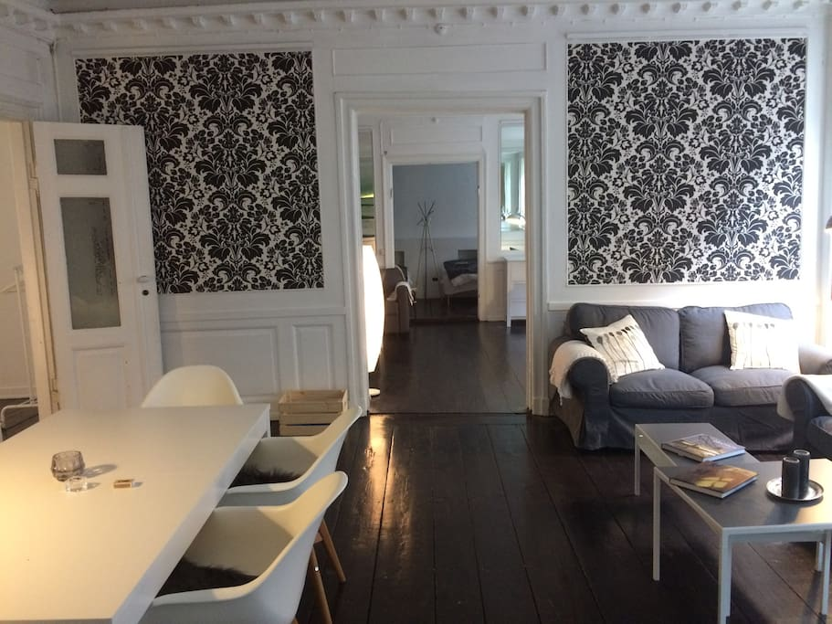 Very Cosy Appartment In The Middle Of Copenhagen