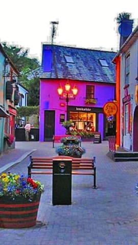 Lovely house in the beautiful town of Kinsale.