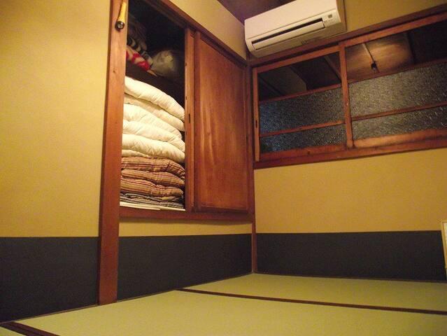 寝室のお写真 - Photo of the Bed room