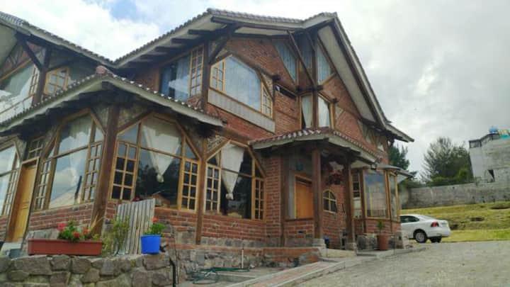 Casa estilo rústico