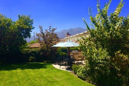 Great bedroom in mountainside home! - Thousand Oaks - Haus