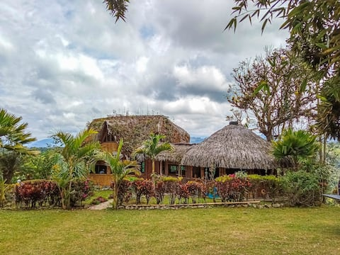 Chocó Paradise - Nature, relaxation & fun (Gualea Cruz)