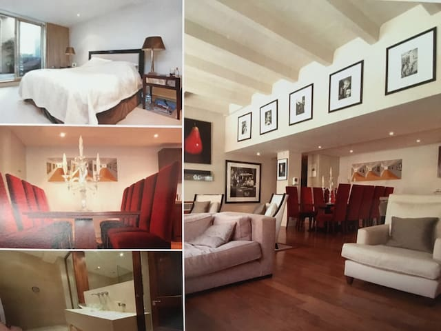 Covent Garden, a beautiful one bed room - Londres - Apartamento