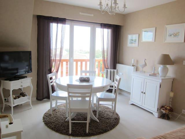 Appartement rénové front de mer - Langrune-sur-Mer - Flat