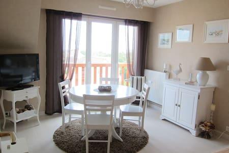 Appartement rénové front de mer - Langrune-sur-Mer - Wohnung