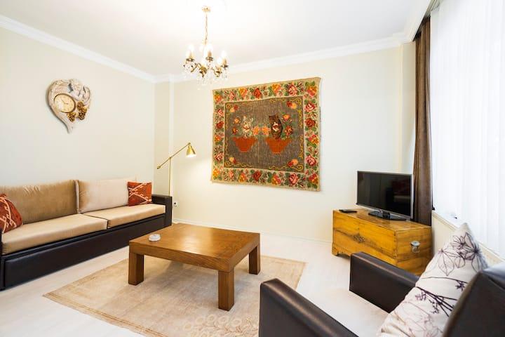 Comfortable Apartment Sultanahmet