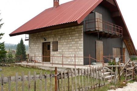 Large comfortable house in Zabljak with 4 bedrooms - Žabljak