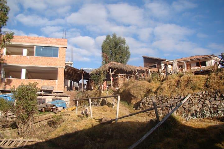 Chinchero Homestay, Inca Textiles Chinchero - Cusco - Apartamento