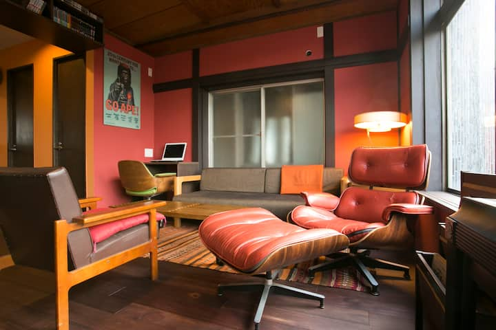 ☆YAWP!☆ The coziest hostel for backpackers(12beds)