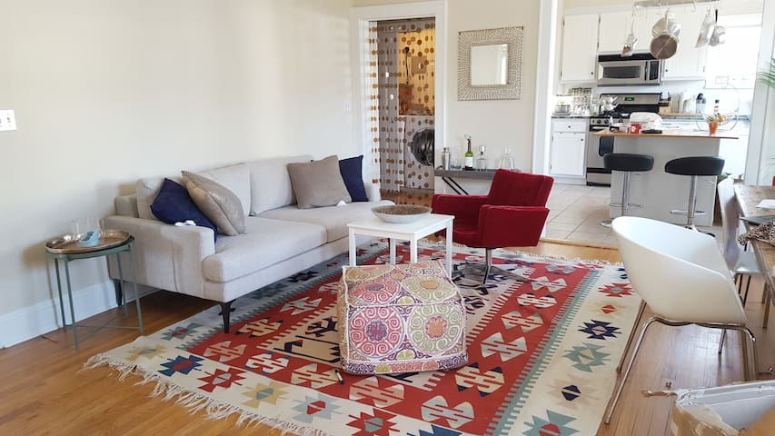 Beautiful 3 Bed/1 Bath Townhouse - Mamaroneck - Departamento