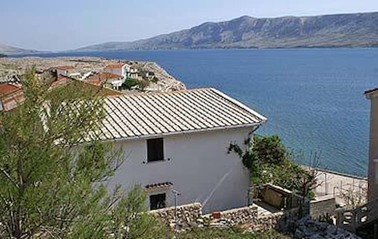 One bedroom apartment with terrace and sea view Zubovići, Pag (A-241-c) - Zubovići - Apartment