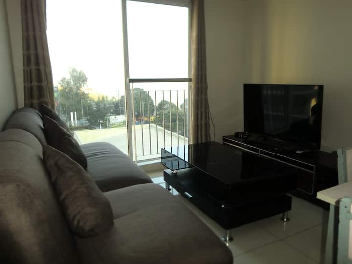 2Bedroom Unit Wind Residences T4 Unit 522 by SMCo