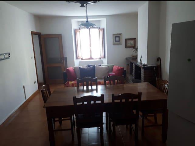 Appartamento storico in pieno centro
