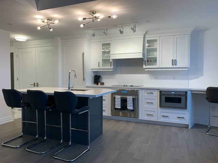 Downtown Burlington Luxury Condo