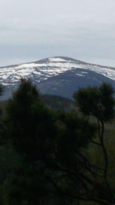 гора Сахчах - 7 км. от дома