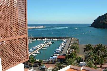 Apartamento con vistas y céntrico. - San Sebastián de La Gomera