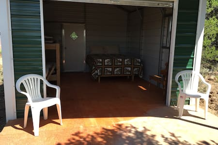 Lupine Cabin, Glamour Camping, Stunning Views - Monticello - Apartment