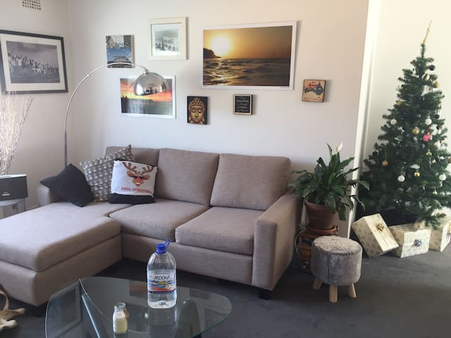 Cozy 1 bedroom apt plus sofa bed - Freshwater - Appartamento