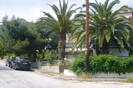 Villa Larissa Weekend breaks & Summer getaway - Paleo Tsifliki - Vila