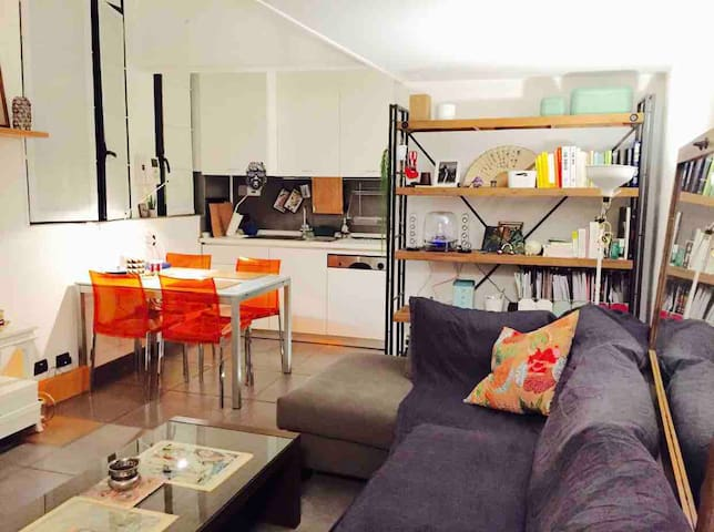 Lovely sharing space/Loft/Terrace/Center of Milan