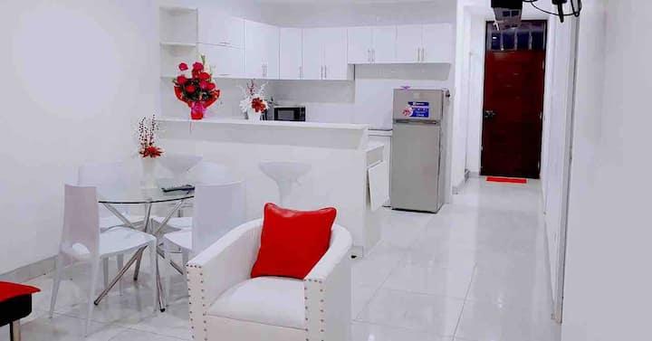 """Moderno y nuevo departamento """"Casa Blanca"""""""