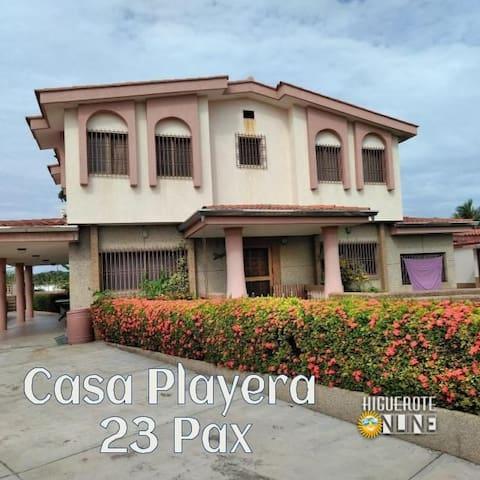 Casa Playera para 23 Pax en Higuerote