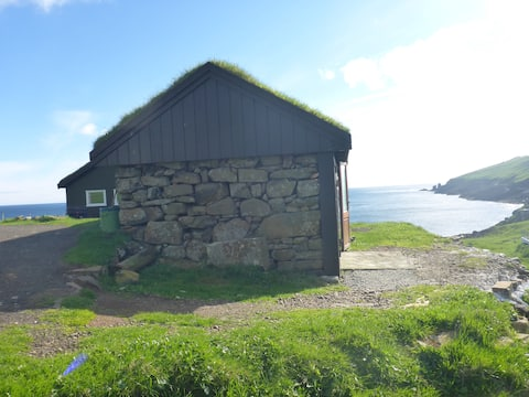 Cottage in Mykines