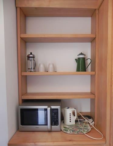 Équipement pour petit déjeuner