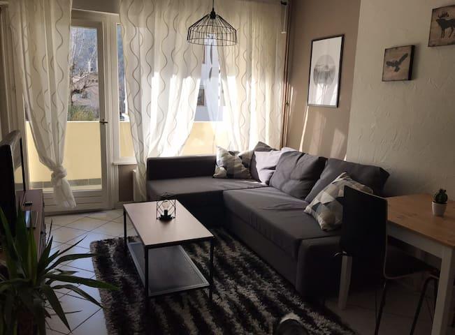 Appartement chaleureux en Maurienne