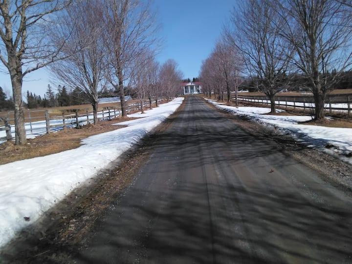 Porterbrook Farm- Priv. Suite- Hardwick/Greensboro