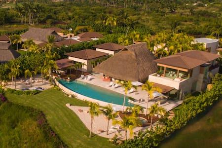 Villa Solaz in Punta Mita La Punta - Punta Mita - Villa
