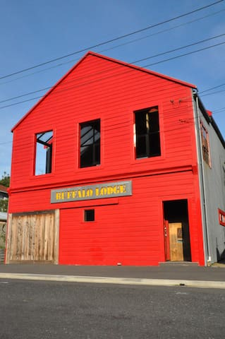 Buffalo Lodge - Port Chalmers